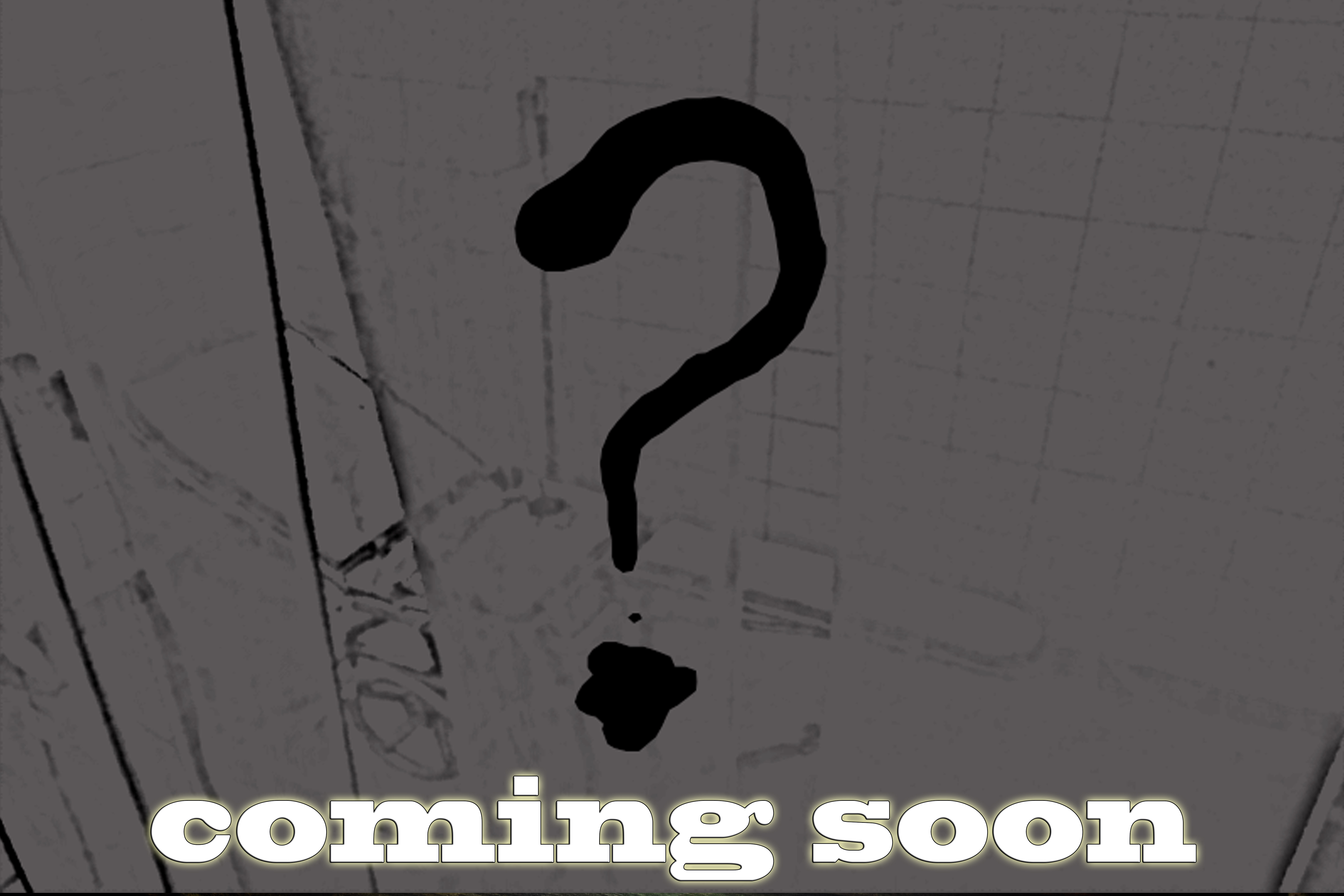 Live Escape Game - coming soon