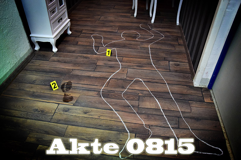 Live Escape Game - Akte0815