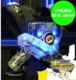 Lasertag - LaserForce