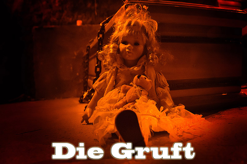Live Escape Game - Die Gruft